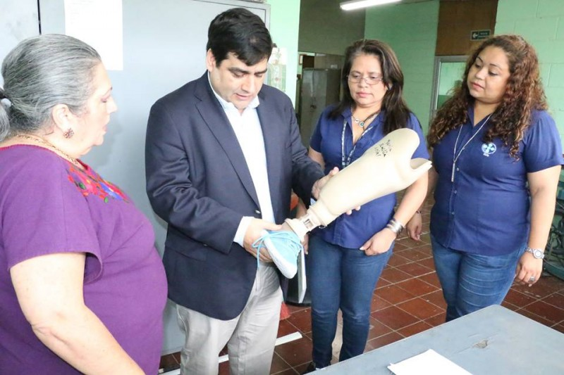 Misión El Salvador Septiembre 4